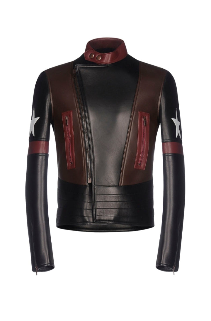 Givenchy - Men's Leather Jacket