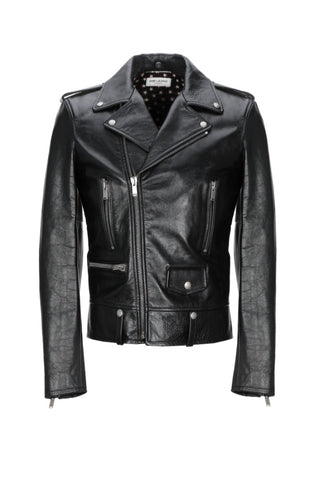 Saint Laurent - Men's Leather Jacket