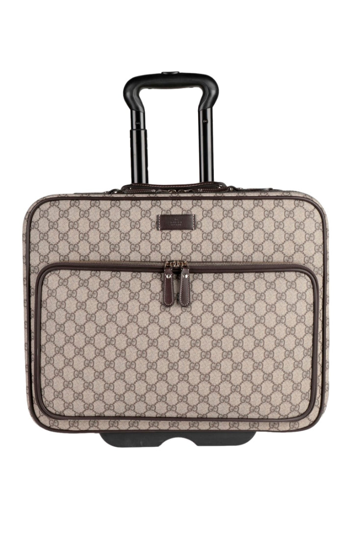 Gucci - Wheeled Luggage