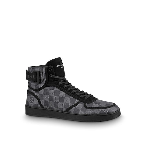 Louis Vuitton - Rivoli Trainer Boots
