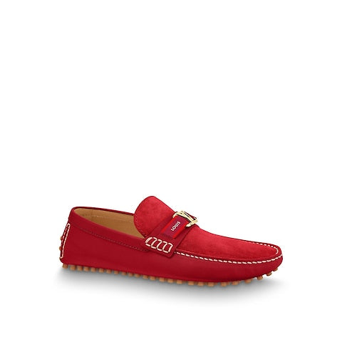 Louis Vuitton - Hockenheim Moccasins