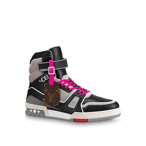 Louis Vuitton - LV Trainer Boot