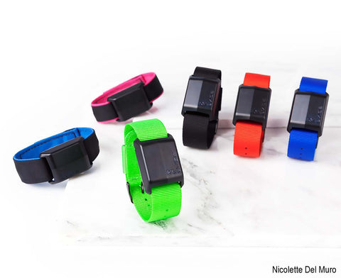 RE-vibe options velcro buckle all colors