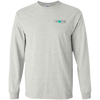 Revibe Adult Long Sleeve 100% Cotton T-Shirt