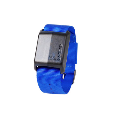 Blue Buckle Style RE-vibe Anti-Distraction Wristwear