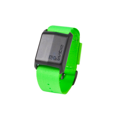 Green Buckle Style RE-vibe Anti-Distraction Wristwear