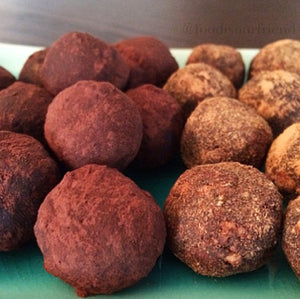 Chili Beak Chocolate Truffles