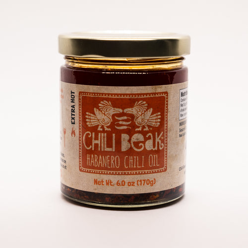 Habanero Chili Oil – Extra Hot