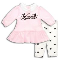2 Piece Baby Dress Set