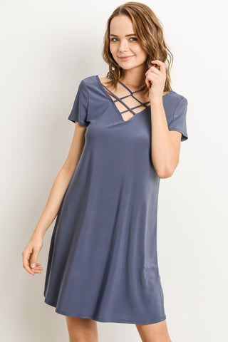 Polly Tunic Dress