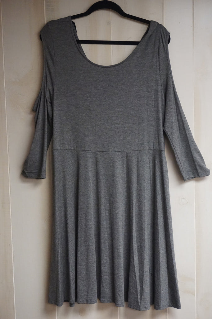 Syliva Cold Shoulder Dress