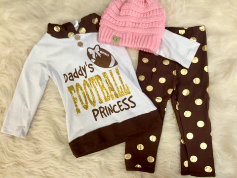 Football Princess Set