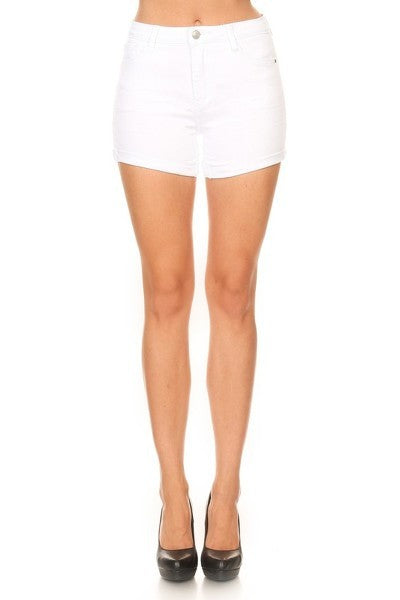 Savannah High Waist Shorts