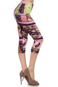 Calli Capri Leggings
