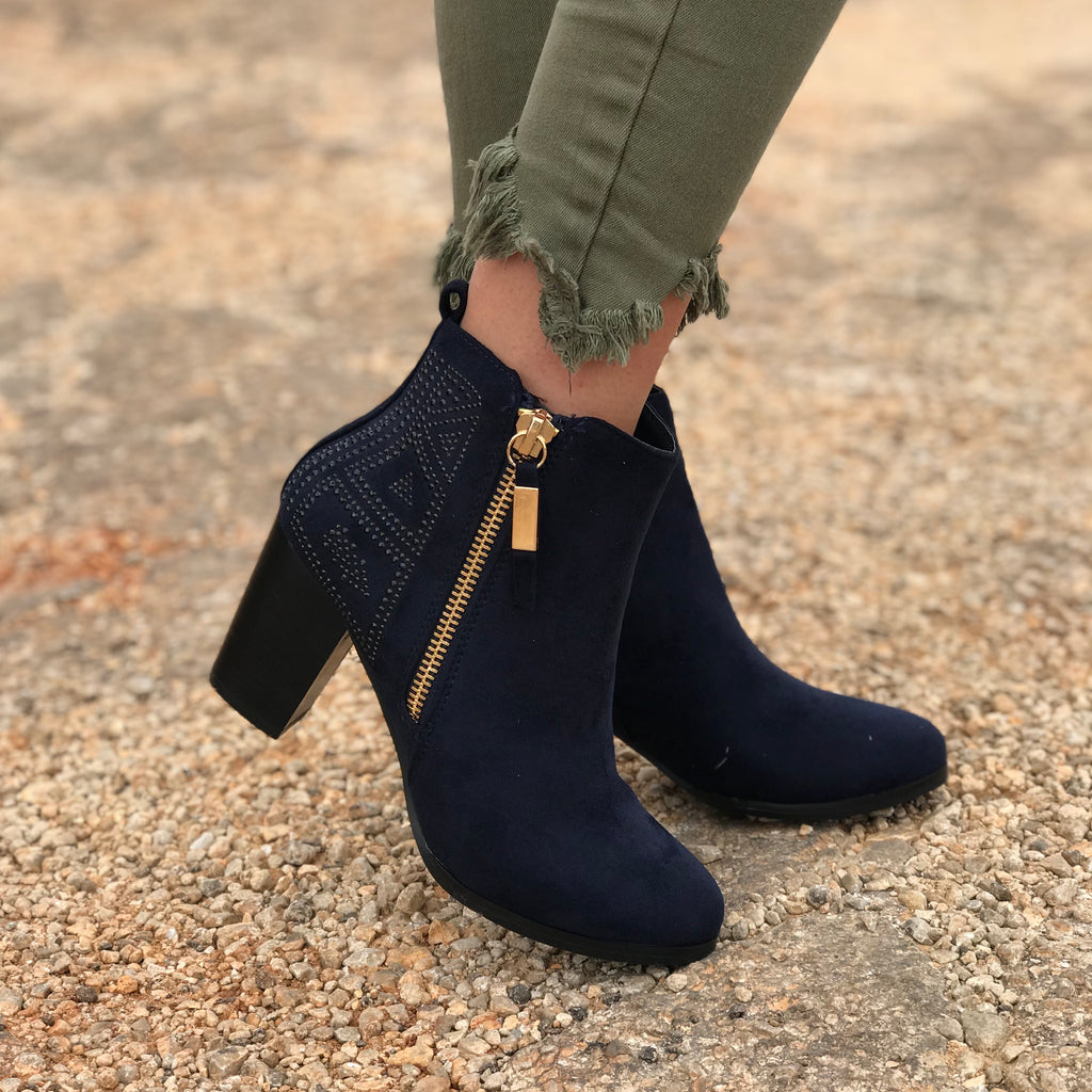Lucas Ankle Boot