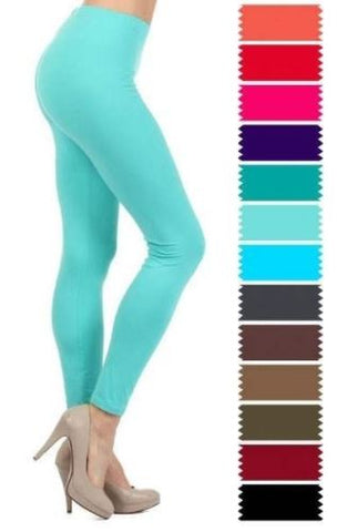 Super Soft One Size Fits Most Pant Leggings