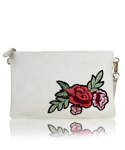 Rose Cross Body
