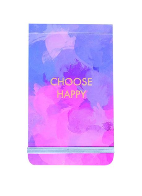 Choose Happy Purse Pad