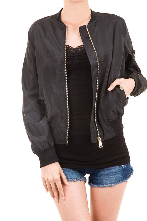 Shield Bomber Jacket