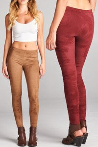 Simply Suede Pant