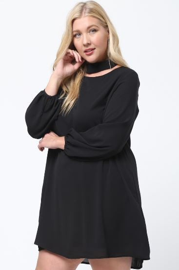 Black Plus Beauty Dress