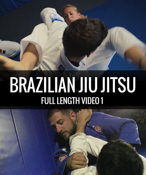 A Brazilian Jiu Jitsu Video where both men and women train to get in shape