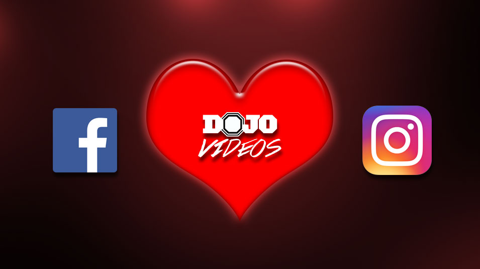 Facebook And Instagram LOVES Dojo Videos.