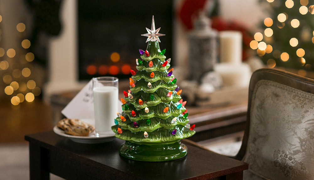 Ceramic Tree Buying Guide: How BCP Developed Its Best-Selling Tabletop Trees For The Holidays