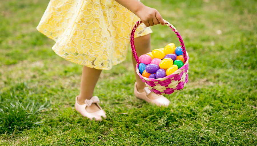 Planning an Egg-stra Special Easter