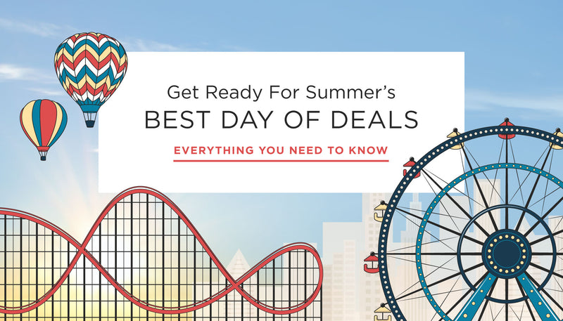 Save Big On The Day of Deals