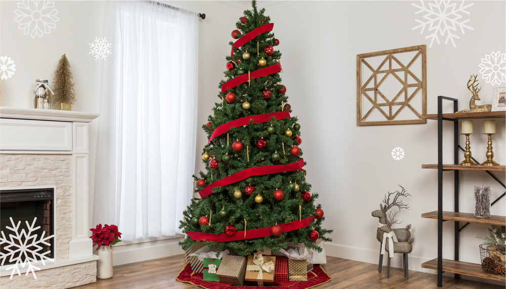 Traditional Artificial Trees Buying Guide:  BCP's 3-Step Path to Quality Holiday Décor