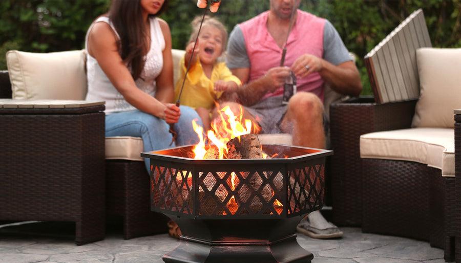 Fire Pit Buying Guide: Step-By-Step to the Perfect Fire