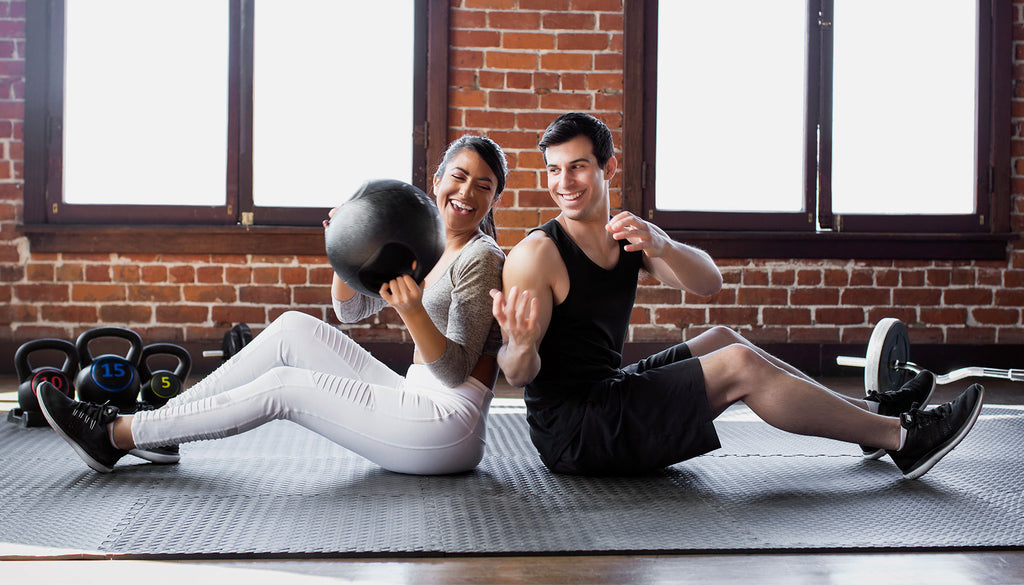 #WellnessWednesday: Power Couples' Fitness Edition