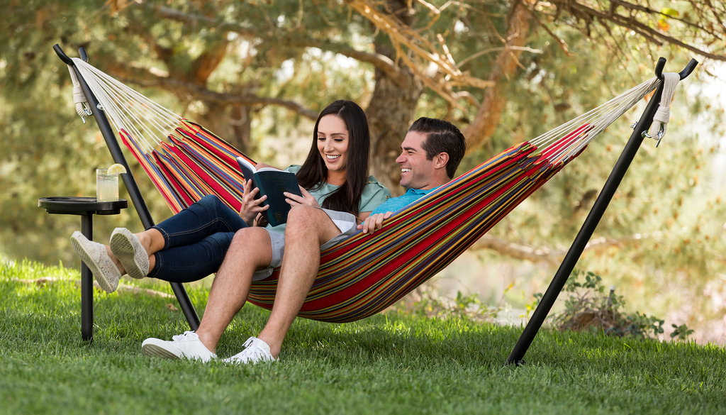 Backyard Buying Guide | Ch. 1: Hammocks