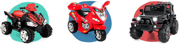 Shop All Kids Ride-On Vehicles