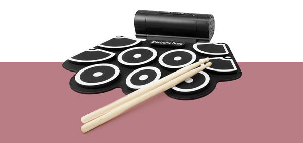 Foldable Electronic Drum set