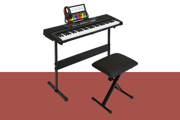 Electronic keyboard Piano Set