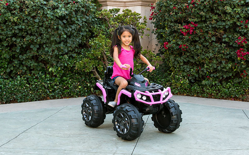 Shop All Kids Ride-On Motorcycles, Quads, ATV's, & Go-Karts