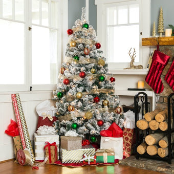 Christmas Trees Wide Range Of Outdoor And Indoor Artificial Christmas Trees With Decorations And Ornaments Best Choice Products