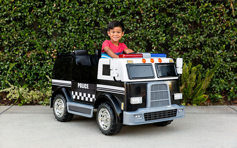 Shop All Kids Ride-On Trucks