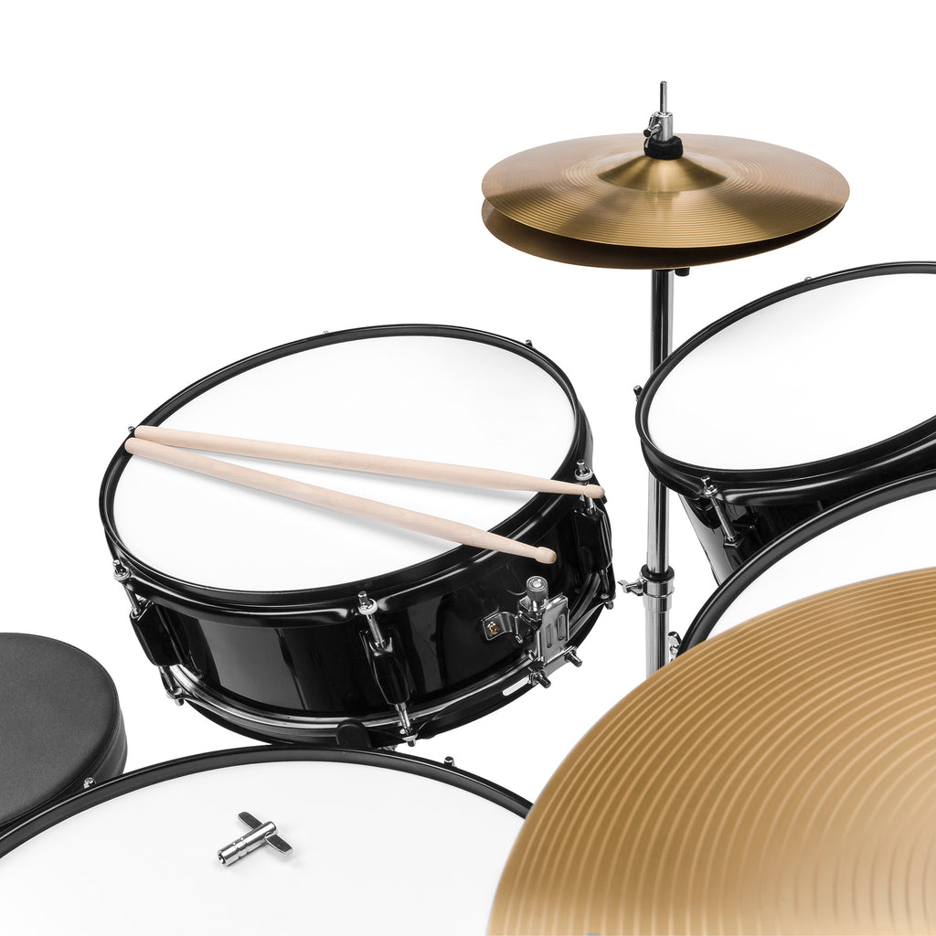5-Piece Full Size Drum Set For Adults