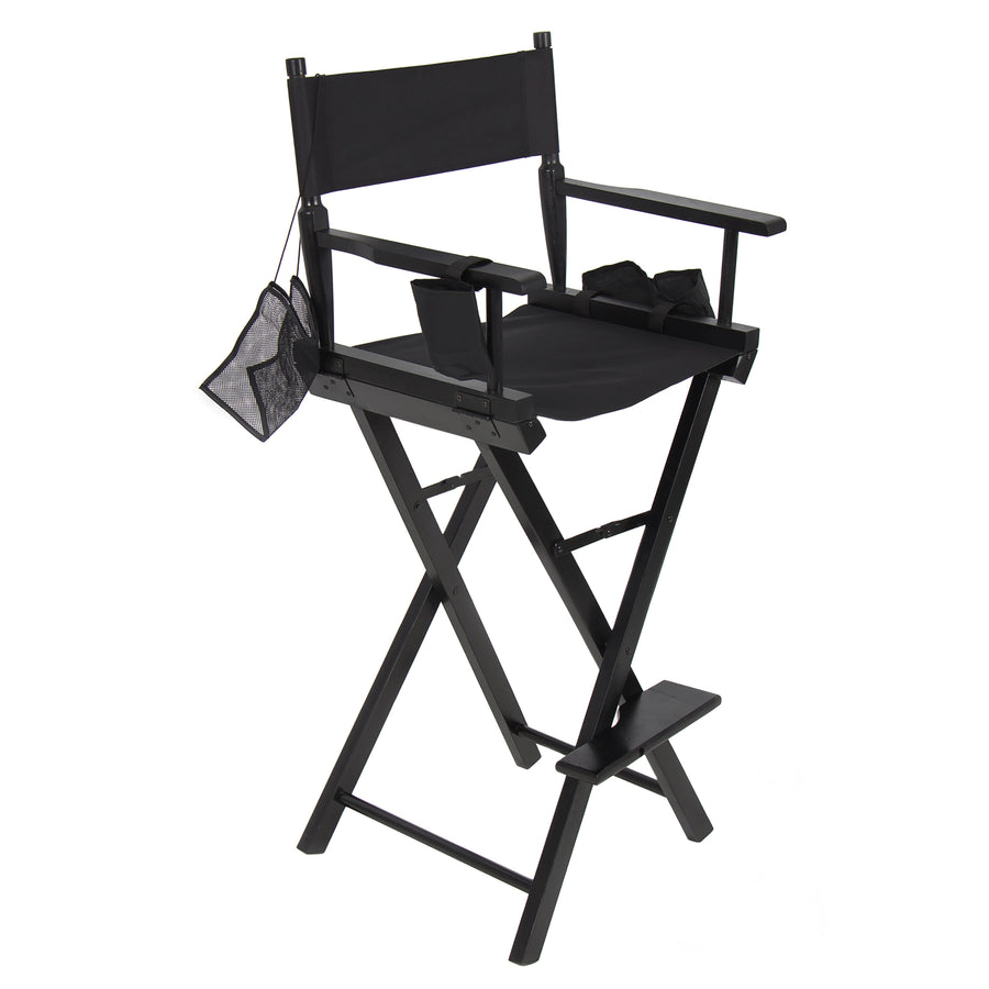 Foldable Professional Makeup Artist Directors Chair