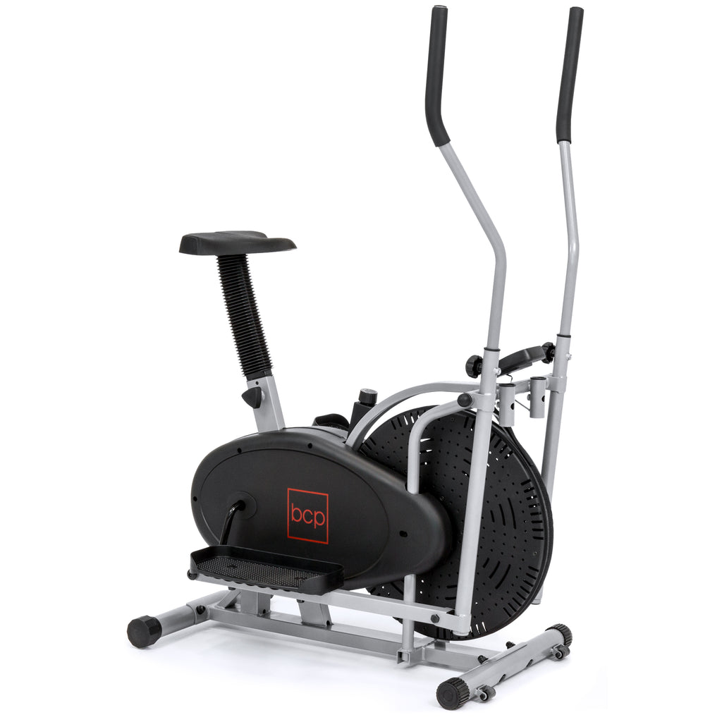 2 In 1 Cross Trainer And Elliptical Bike Best Choice