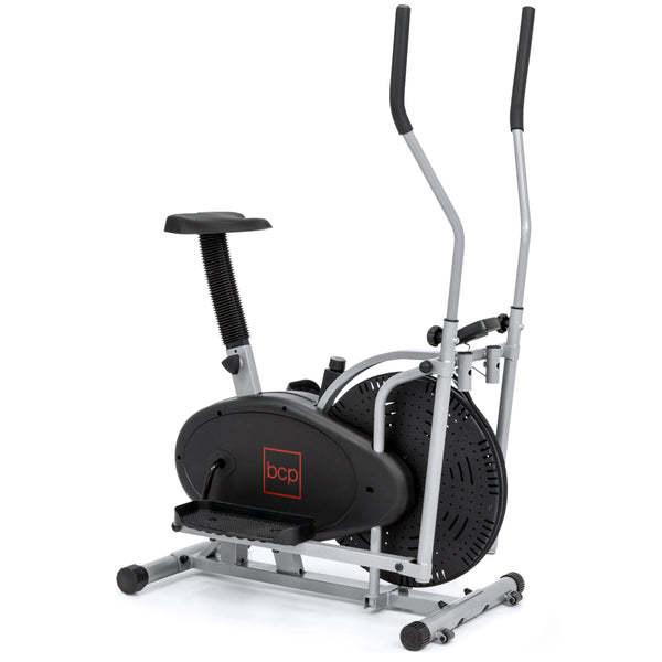 2 IN 1 Cross Trainer And Elliptical Bike