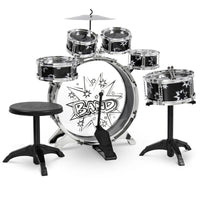 Deals on BCP 11-Pc Kids Drum Percussion Musical Instrument Toy Set