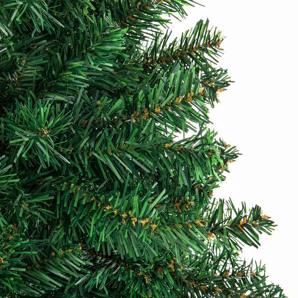 6 FT Hinged Pine Christmas Tree – Best Choice Products