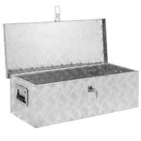 Deals on Best Choice Products 30in Aluminum Tool Box