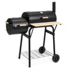 BBQ Grill Charcoal Barbecue Backyard Home Meat Smoker