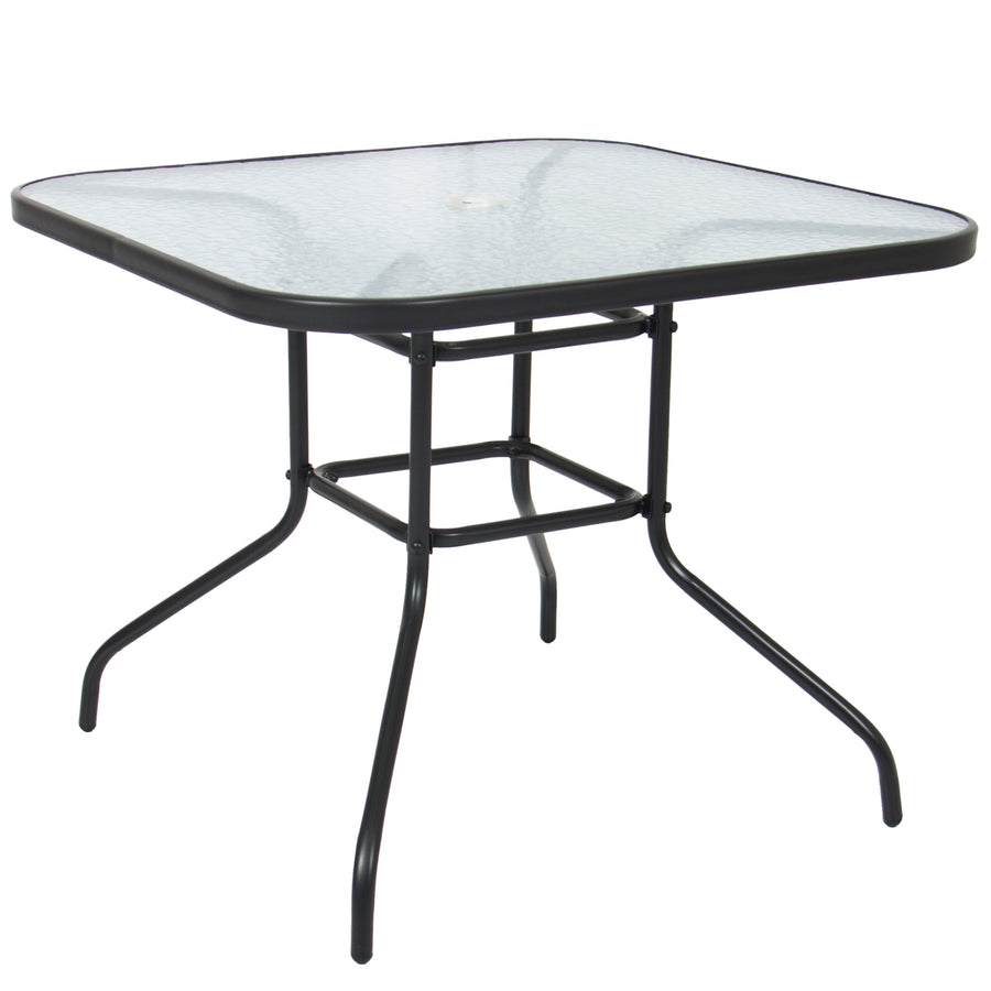 overstock today folding garden shipping free home inch patio table product