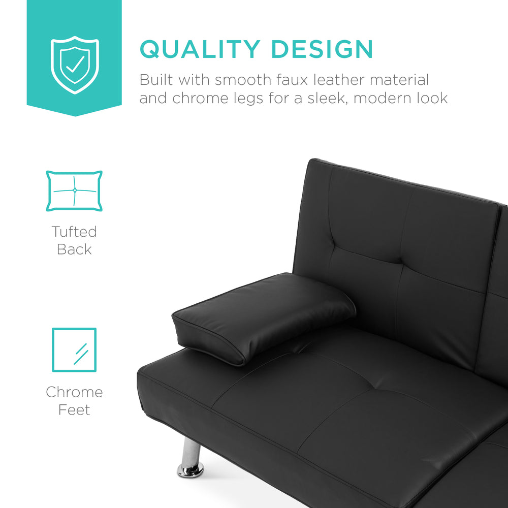 sectionals room leather of couch for decor fabulous best black furniture faux futon sofas living